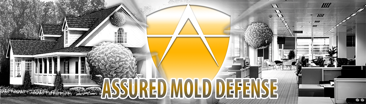 Banner for mold defense