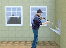 chute cleaning services from assured environment